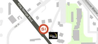 surrey location near King George Blvd
