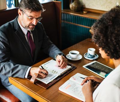 professional insurance meeting